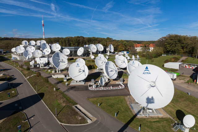 European Public Broadcasters Sign Multi-Year Capacity Contracts on SES's Prime TV Neighbourhoods