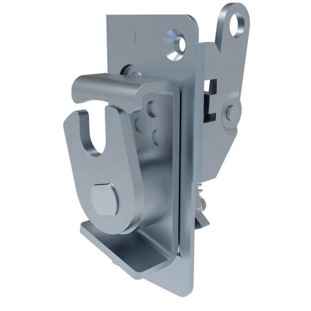 사우스코 R4-75 이물질 차단 설계 로터리 래치