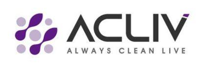 아클리브(ACLIV) 로고