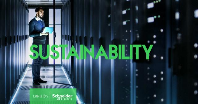 슈나이더 일렉트릭이 에코데이터센터와 기후변화에 긍정적인 영향을 미치는 데이터센터를 구축한다