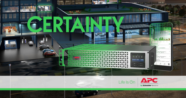 슈나이더 일렉트릭이 최적의 엣지 환경을 위한 리튬 이온 배터리 UPS를 선보였다