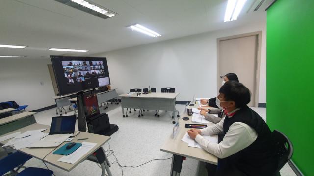 북부권역 생활권 청소년수련시설 기관장 간담회