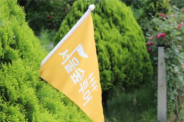 방역수칙을 지켜 소규모, 단시간 운영되는 서울숲 투어로 안전하게 서울숲과 가까워질 수 있다