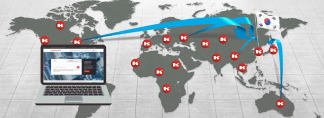 한국콤파스의 Contact+는 KOMPASS B2B Platform 내에서 활동하는 해외 바이어 중 한국을 타깃으로 소싱을 희망하는 RFQ로 바이어 매칭을 지원하는 서비스이다
