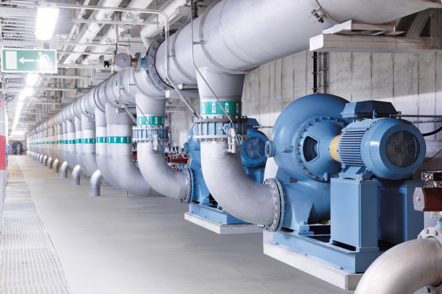 모든 산업과 건물에 광범위하게 적용된 펌프 응용 분야는 에너지 절약의 주요 목표다