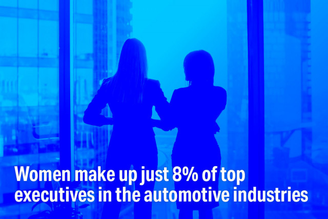 여성은 자동차 산업 분야 최고위직의 8%만을 차지한다. 2021년 3월 25일 AV 산업의 여성 리더들과 함께 무료로 반나절 동안 열리는 '자율주행의 미래를 촉진하는 혁신적 여성 ...
