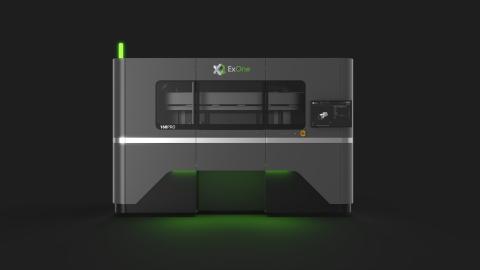 X1 160Pro™ 는 세계 최대 금속 바인더 제팅 시스템으로 고객사에 출하 중이다 알루미늄과 티타늄의 대량 생산이 가능한 제어 대기 시스템으로 2022년 후반 출시될 예정이다