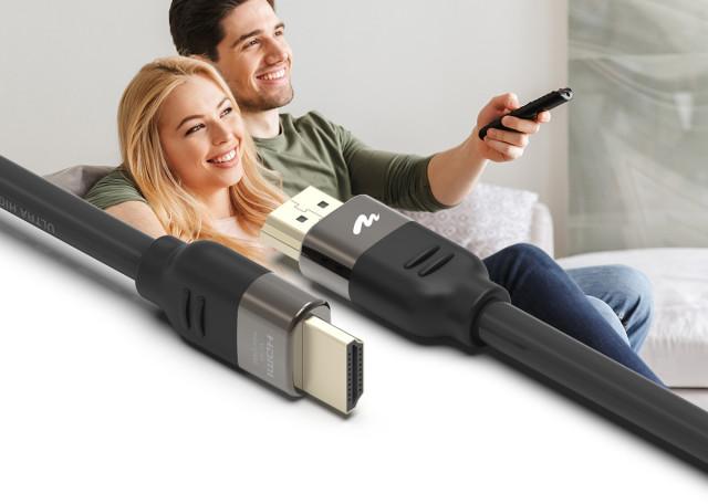 아트뮤 8K 60㎐, 4K 120㎐ HDMI2.1 공식 인증 케이블
