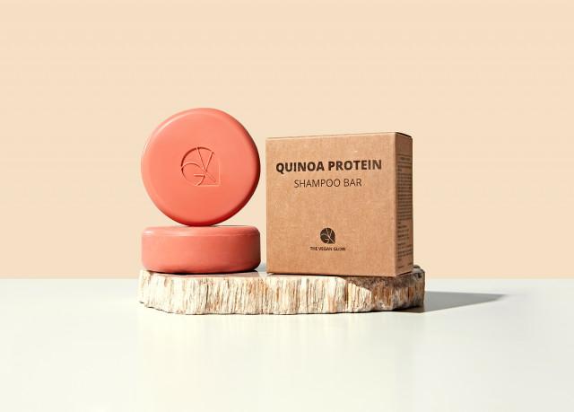 더비건글로우 퀴노아 단백질 샴푸바 100g