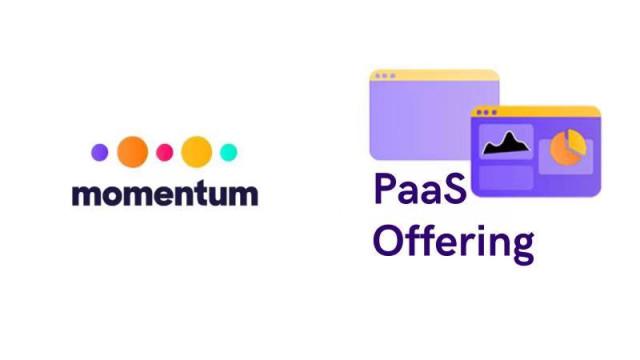 Momentum Lab이 2021년 5월 PaaS솔루션을 선보일 계획이다