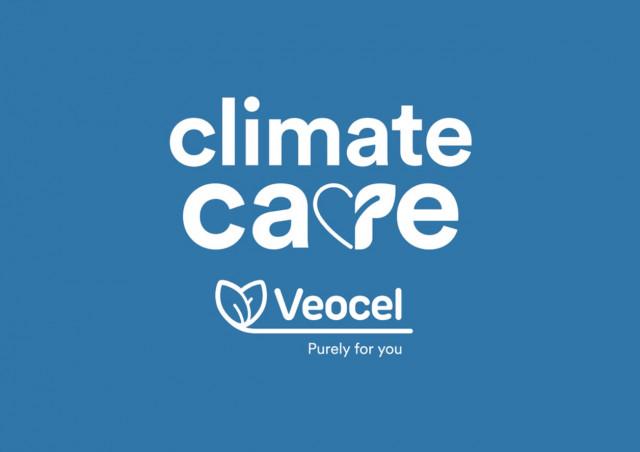 비오셀 기후 변화 케어 로고