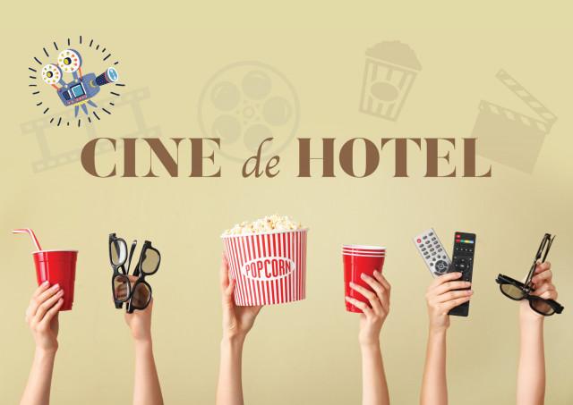 호텔 서울드래곤시티가 최신 개봉작을 즐길 수 있는 시네 드 호텔 이벤트를 진행한다