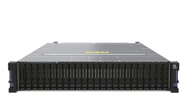 IBM 엘라스틱 스토리지 시스템 3200 모델