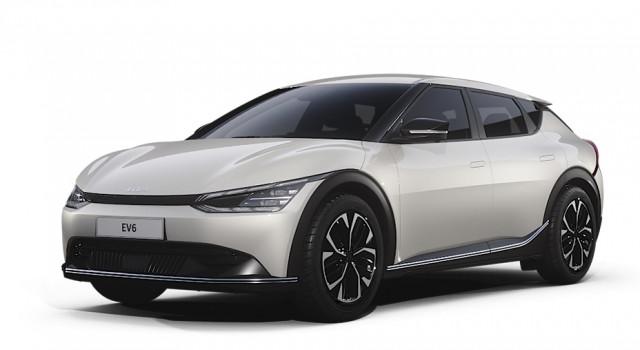 기아 첫 전용 전기차 EV6