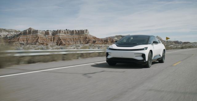패러데이 퓨처가 벨로다인 라이다를 자사 주력 제품인 완전 전기자동차(EV) FF91을 위한 라이다 센서의 독점 공급업체로 선정했다고 벨로다인 라이다가 발표했다