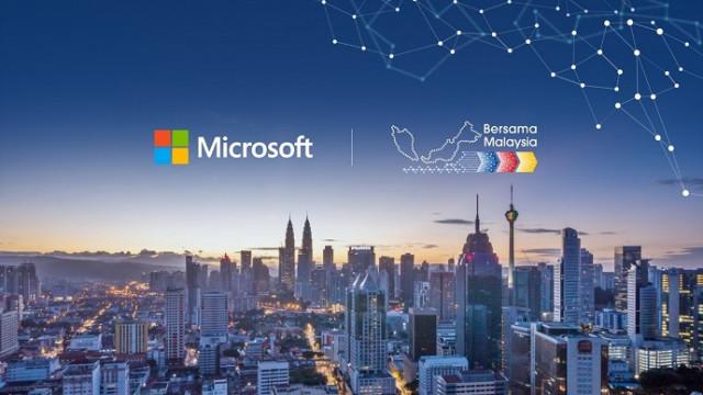마이크로소프트가 말레이시아 디지털 전환을 앞당기기 위한 Bersama Malaysia(말레이시아와 함께) 계획을 발표했다