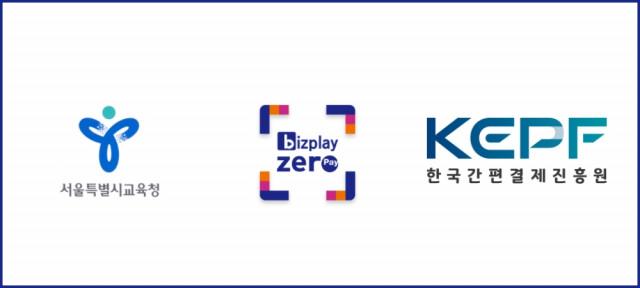 비플제로페이가 서울시교육청, 한결원과 손잡고 희망급식바우처 협력에 나선다