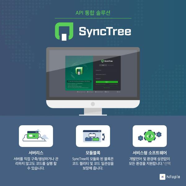 엔터플이 글로벌 핀테크 박람회 '코리아 핀테크 위크 2021(Korea Fintech Week 2021)'에서 싱크트리를 공개한다