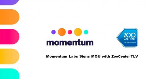 Momentum Labs가 ZooCenter TLV와 MOU를 체결했다