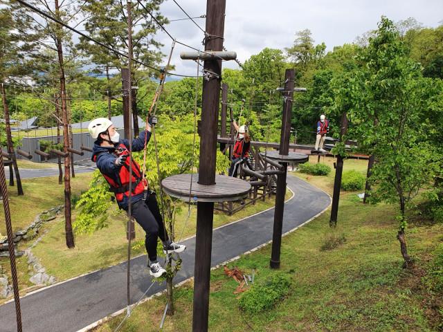 더불어숲 체험시설 사진