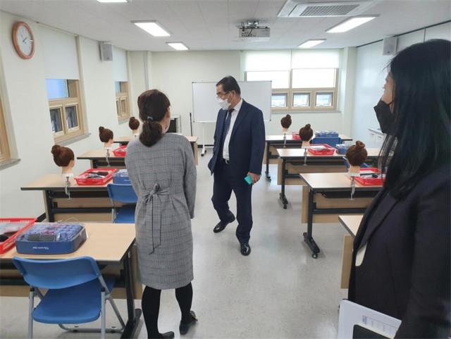 한국법무보호복지공단은 2021년 여성 출소자의 취업 지원 및 전문 기술 교육을 위해 서울동부기술교육원을 개소했다