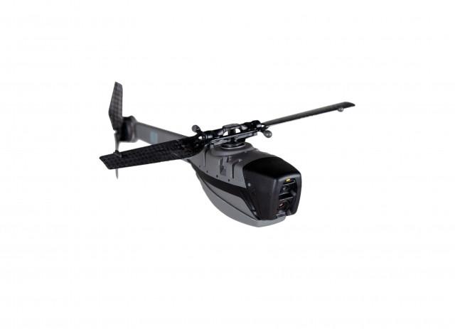 '블랙 호넷 PRS'는 소음이 거의 없고 싸움이 치열한 작전 환경에 적합한 초경량 나노 UAV다. 전투에서 검증된 포켓 크기에 최대 비행시간 25분인 이 솔루션은 실황 동영상과 H...