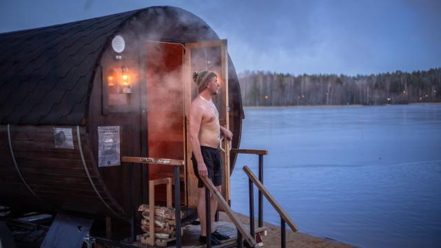 핀란드인들은 '사우나에서 모두가 평등하다'고 말한다
