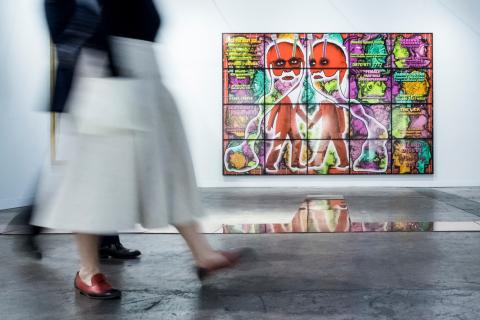 아트 바젤(Art Basel)이 5월 21~23일 홍콩컨벤션센터(Hong Kong Convention and Exhibition Centre, HKCEC)에서 개최될 예정이다 아시...