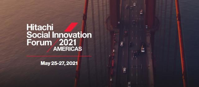 히타치 밴타라 소셜 이노베이션 포럼 2021