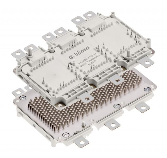 인피니언 HybridPACK-Drive CoolSiC