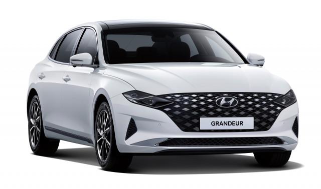 현대자동차가 출시한 2021 그랜저