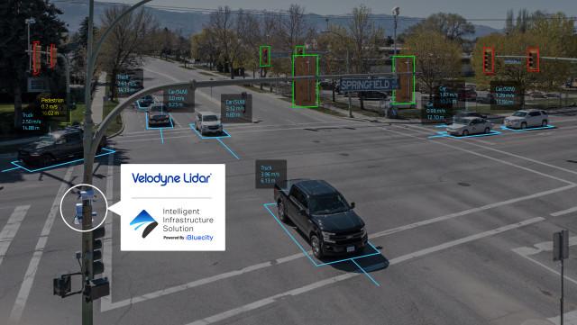 벨로다인의 인텔리전트 인프라스트럭처 솔루션은 도로와 교차로의 3D 지도를 실시간으로 창출해 통행량을 정확히 추적 관찰하고 분석할 수 있게 한다. 이 솔루션은 자동차, 보행자, 자전...