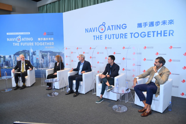 Industry forum explored how HK's brands with a global presence could prepare for the resumption of i...