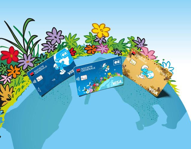 아이데미아가 소시에테 제네랄의 첫 번째 재활용 플라스틱 카드 발급을 지원한다