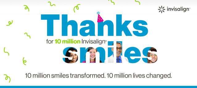 인비절라인 글로벌 1000만례 기념 포스터