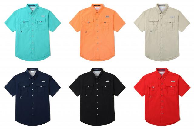 컬럼비아 바하마™ ∥ 숏 슬리브 셔츠