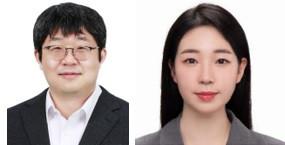 왼쪽부터 바이오칩 기술을 개발한 서울대학교 재료공학부 도준상 교수, 시카고대학 이재현 박사후연구원