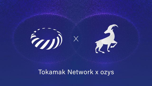 토카막 네트워크가 오지스와 업무 협약을 체결하고 오지스가 제공하는 클레이스왑에도 참여한다