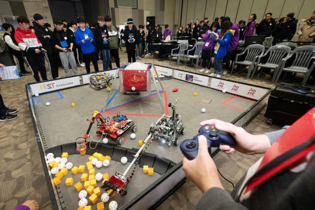 코리아로봇챔피언십 FTC