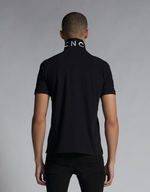 오가닉 코튼 LDN 라이프 아이콘 폴로 셔트