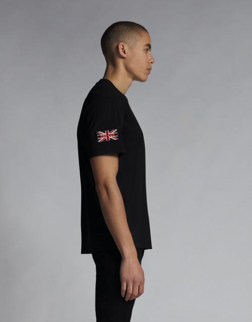 오가닉 코튼 트렌치 LDN 라이프 아이콘 티셔트