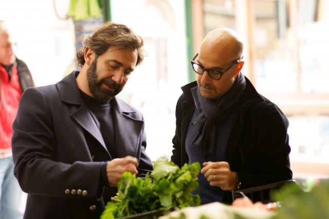 CNN이 '스탠리 투치의 이탈리아 맛기행' 로마편을 방영한다