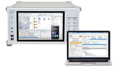 안리쓰 시그널링 테스터 MD8475B로 올인원(all-in-one) 기가비트 LTE 시뮬레이션 및 NG-eCall IVS 평가를 지원한다