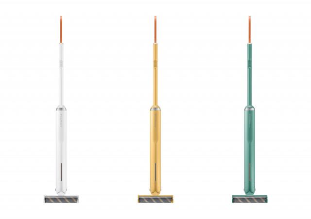 삼성전자가 출시한 무선청소기 비스포크 슬림