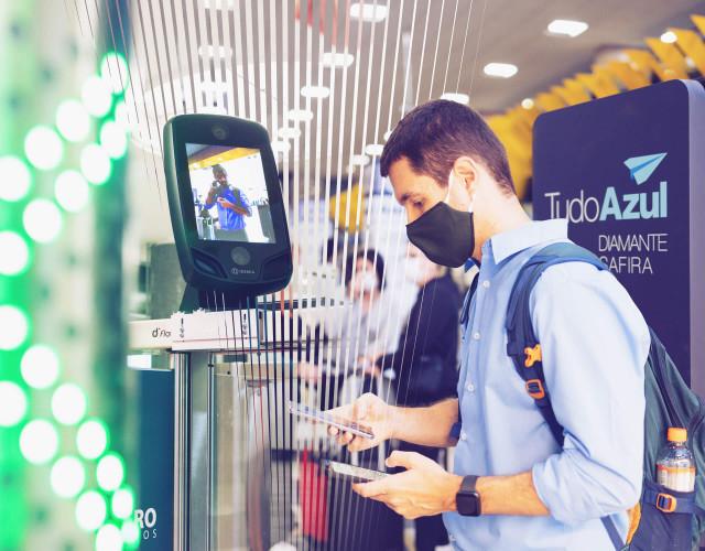 브라질이 공항 간 항공 셔틀 서비스에서 세계 최초로 안면인식 기술을 시험한다
