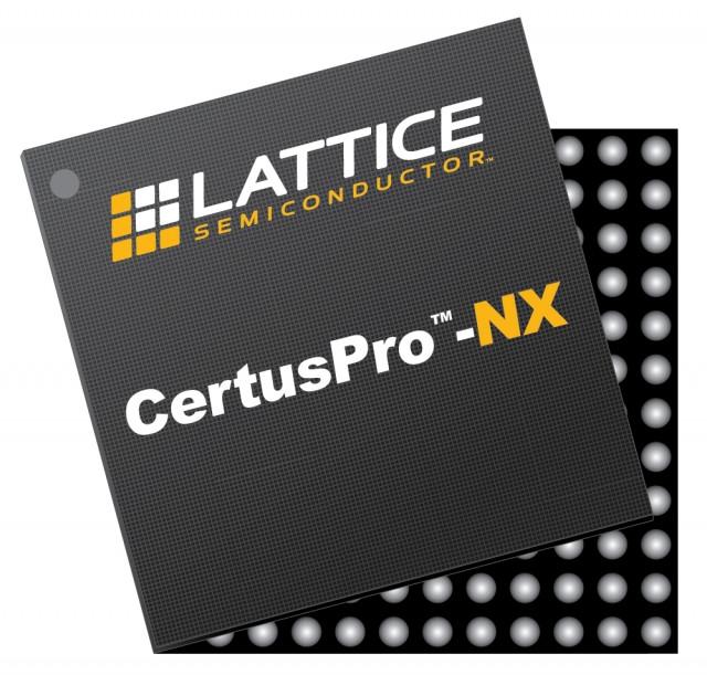 래티스의 범용 FPGA 제품군 서투스프로-NX