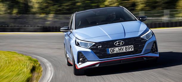 Garrett가 출시하는 솔루션이 Hyundai의 올 뉴 i20N에 적용된다