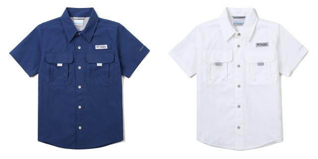 컬럼비아 키즈 바하마™ 숏 슬리브 셔츠