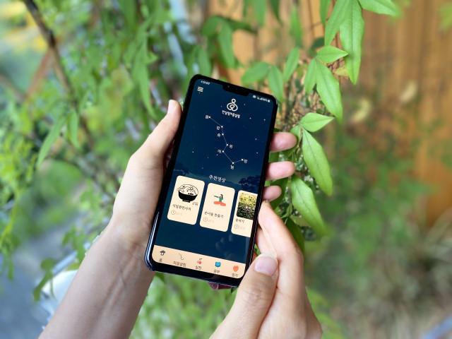 일상에서 몸과 마음을 돌보는 마음살림 앱