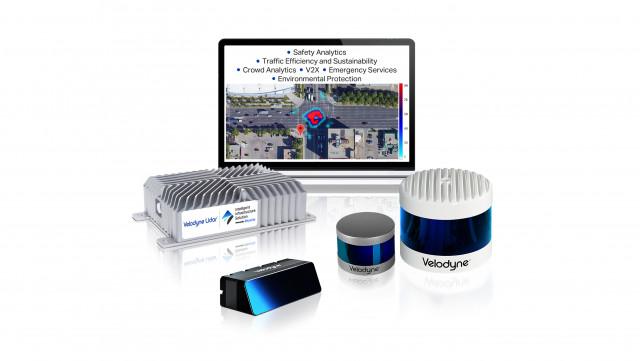 벨로다인 라이다, 자사 인텔리전트 인프라스트럭처 솔루션 통해 엔비디아 메트로폴리스와 협력